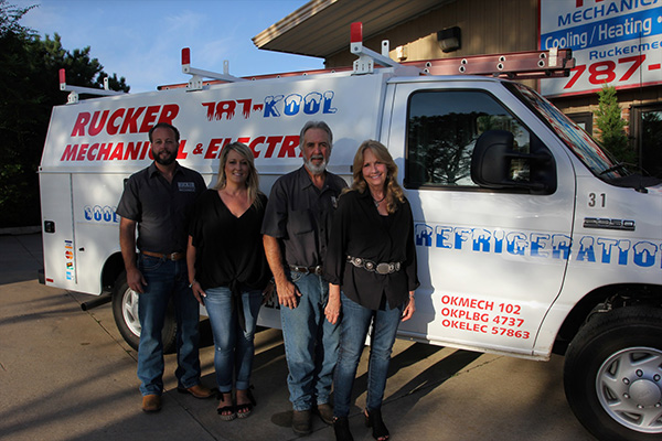 Rucker Mechanical and Electric